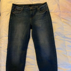 Truth + Theory size 16 skinny jeans